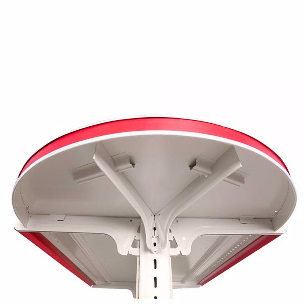 Round Gondola Head Unit  60cm x 195cm  A60cm / 4X50cm